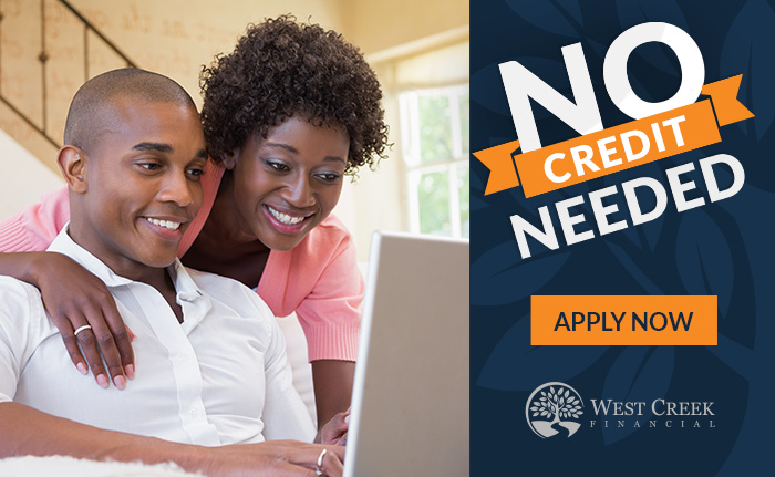 West Creek Financial - Apply Here